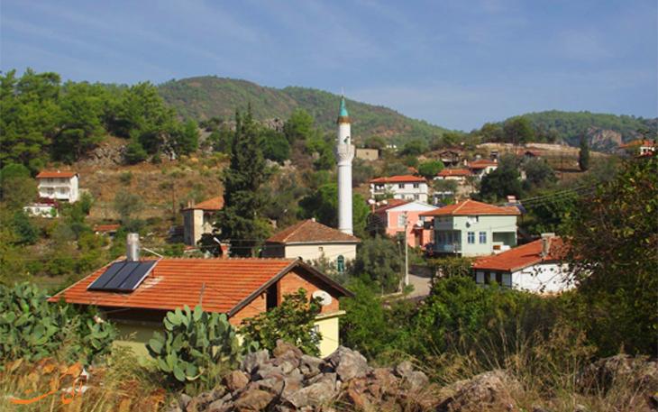 روستاهای مارماریس-جاذبه های مارماریس