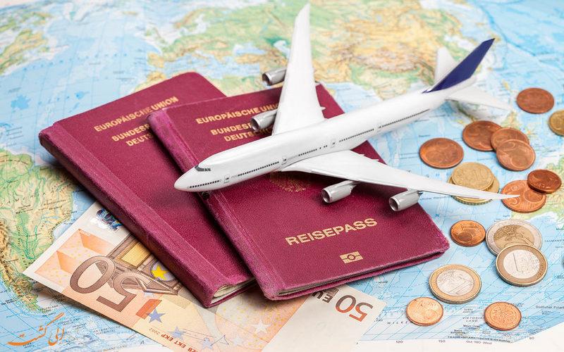 گذرنامه گردشگران خارجی