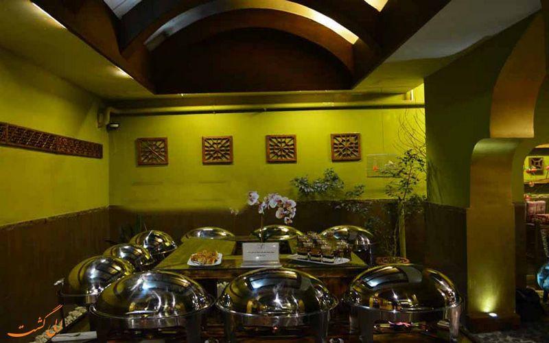 رستوران عمارت گرگان