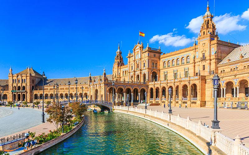 کاخ اسپانیا