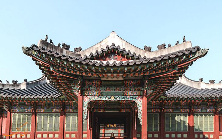 کاخ گیونگ بوک گانگ