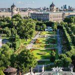 بلوار رینگ اشتراسه در وین محلی برای تماشای تاریخ اتریش
