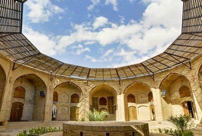 کاروانسرای زین الدین در یزد