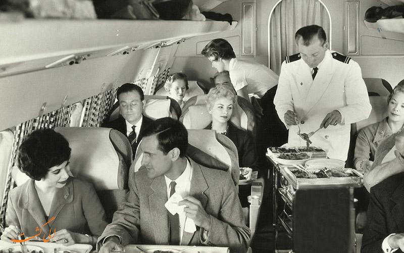 قیمت بلیط هواپیما از گذشته تا الان