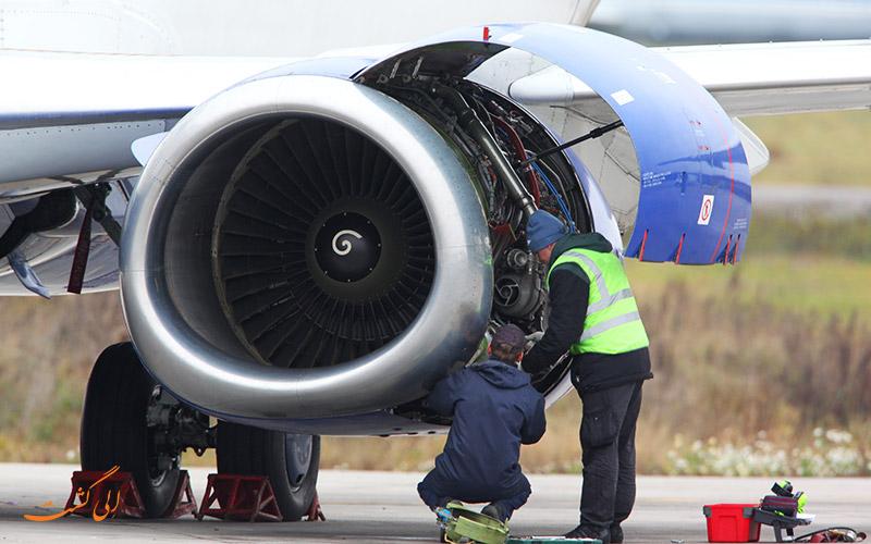 مکانیک هواپیما
