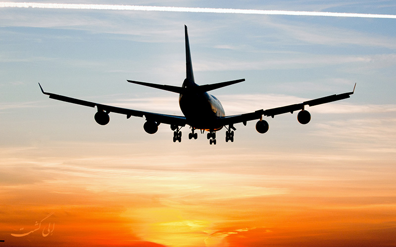 قوانین عجیب هواپیمایی