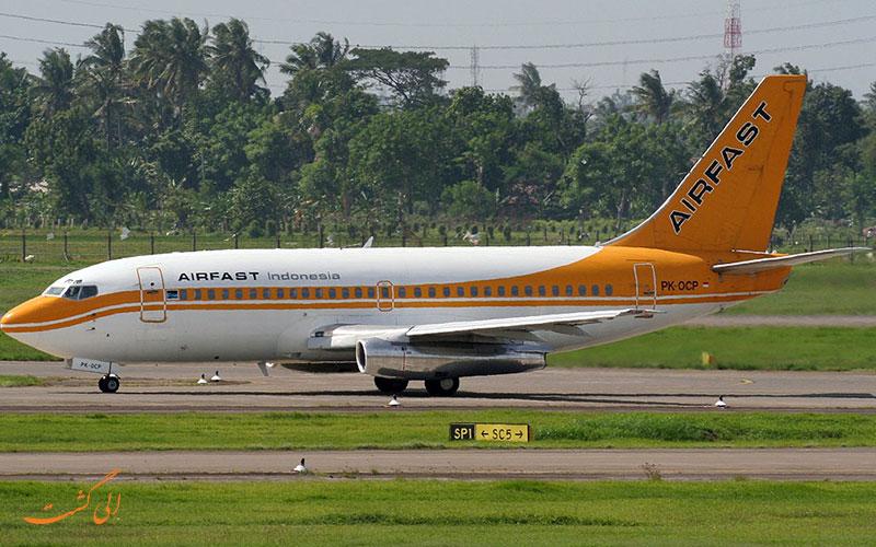 737 ایرفست اندونزی