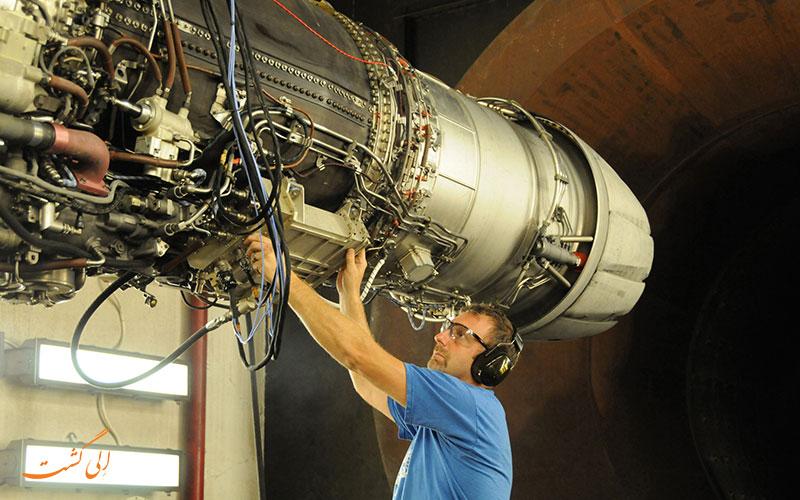 مهندسی تعمیر و نگهداری هواپیما