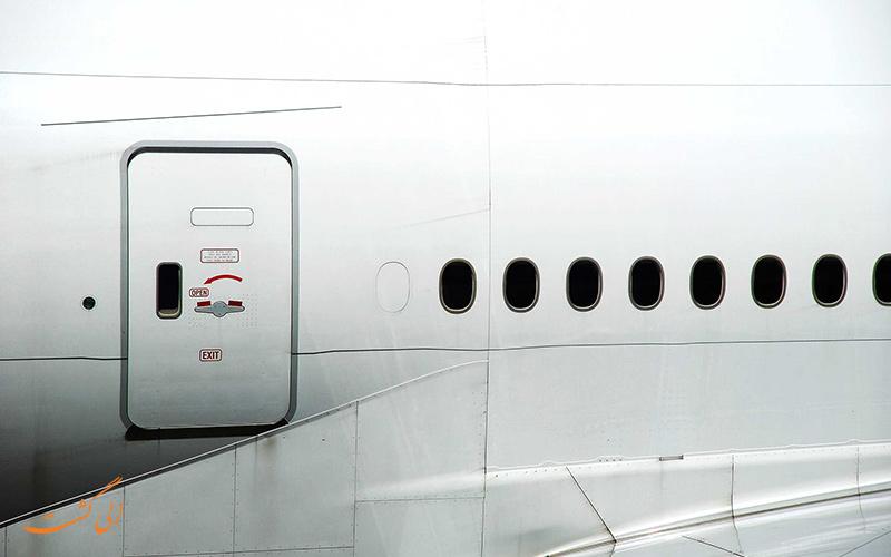 درب هواپیما