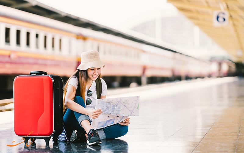 چطور تنها سفر کنیم
