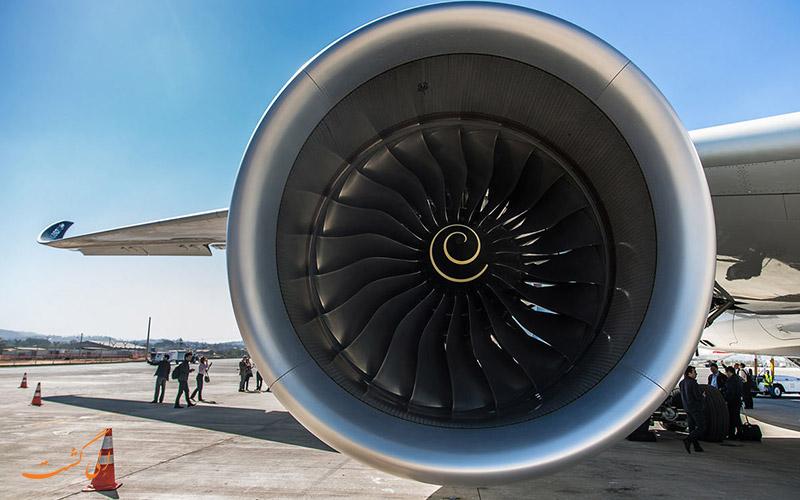 نکاتی در رابطه با موتور هواپیما