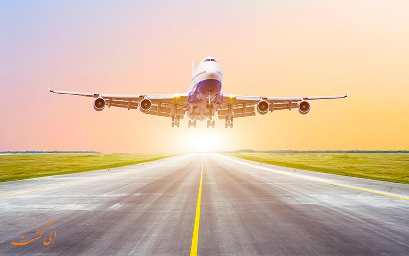 معرفی سرعت تیک آف هواپیما