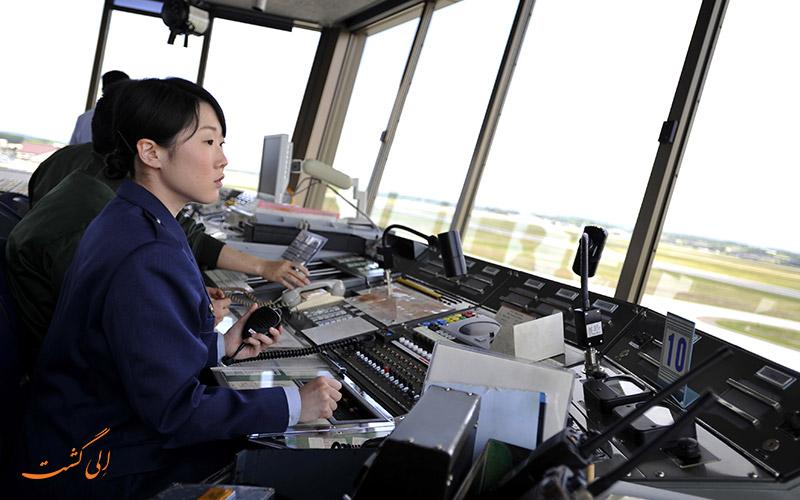 برج مراقبت فرودگاه