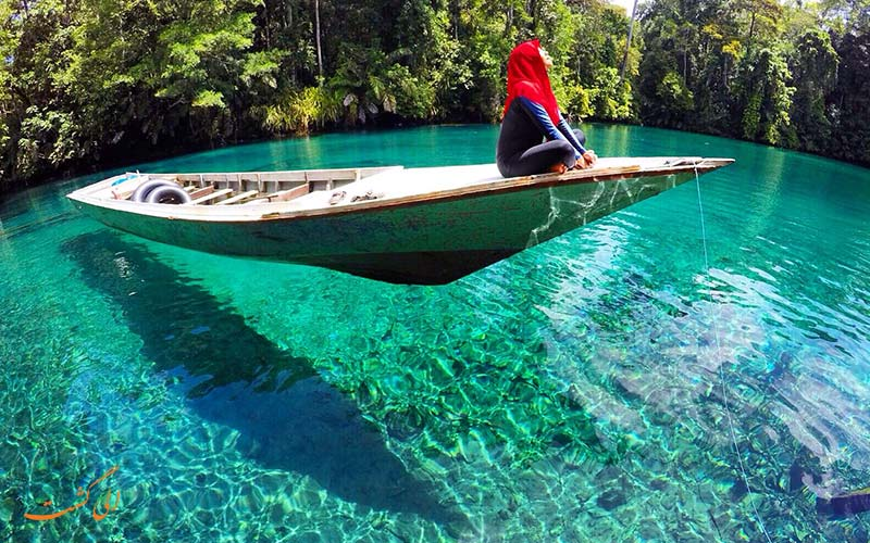 دریاچه لابوان کرمین