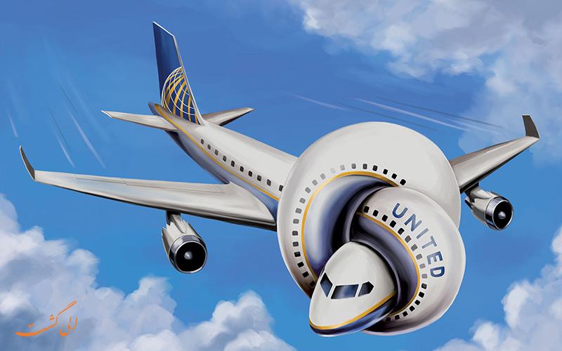قوانین عجیب و غریب هواپیمایی ها