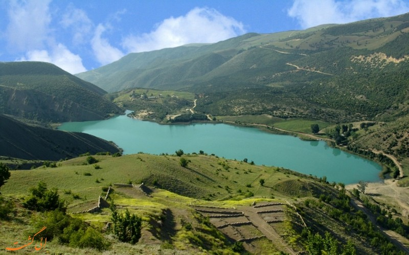 دریاچه ولشت مرزن آباد