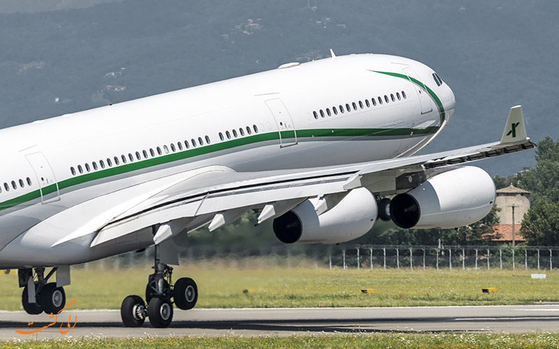 سرعت تیک آف هواپیماها