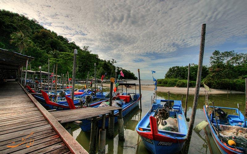 روستاهای ماهیگیری