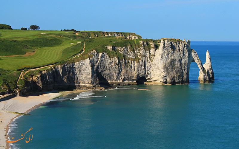 صخره های اترتا | Étretat Cliffs