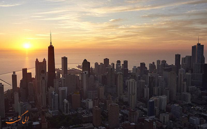 خط افق شیکاگو