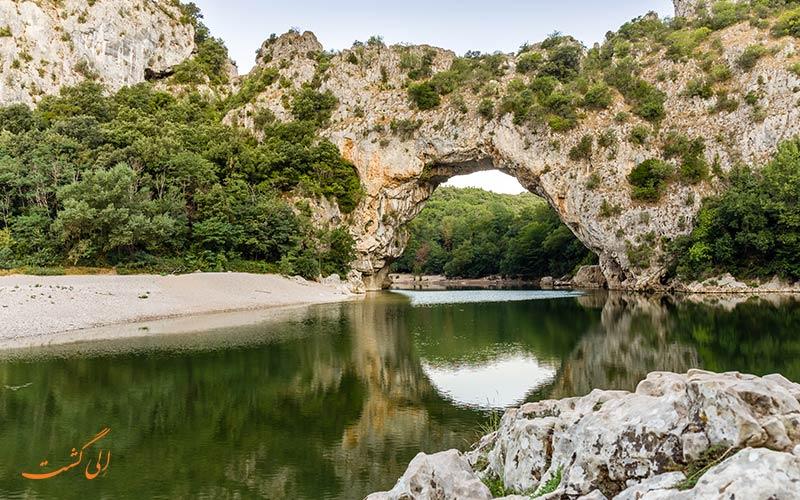 پون دو آرک | Pont d'Arc