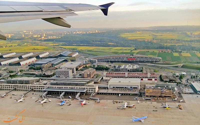 فرودگاه اشتوتگارت