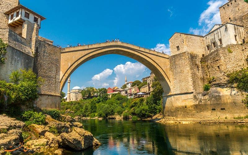 پل قدیمی استاری موست