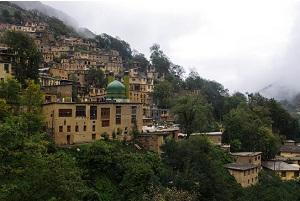 روستای ماسوله - الی گشت