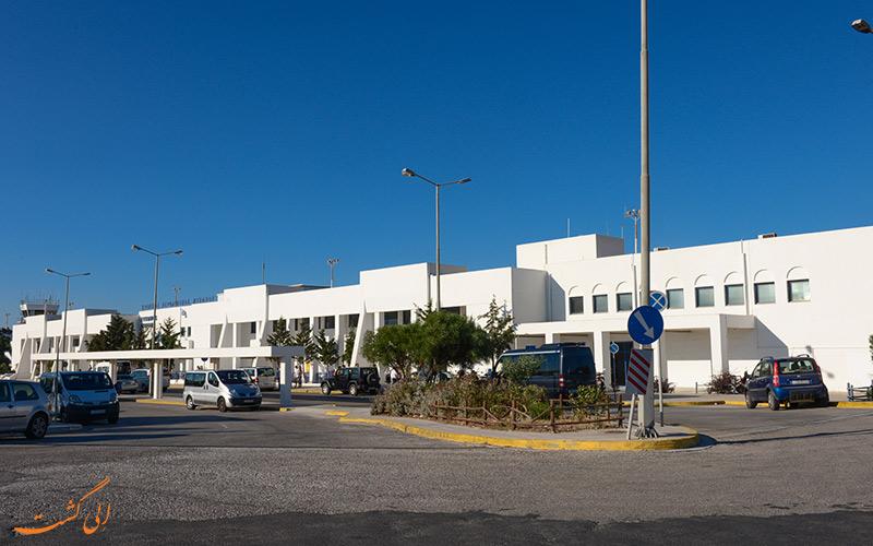 فرودگاه میکونوس