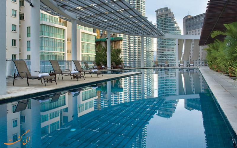 هتل اسکات کوالالامپور