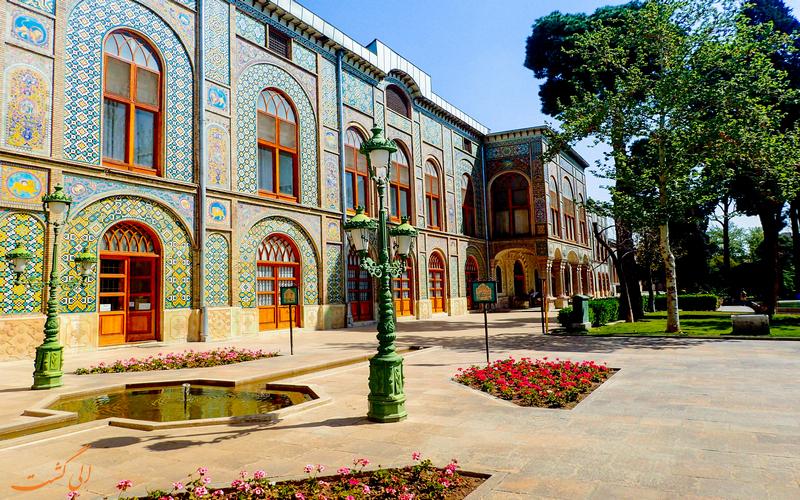 معروف ترین عمارت های تاریخی تهران