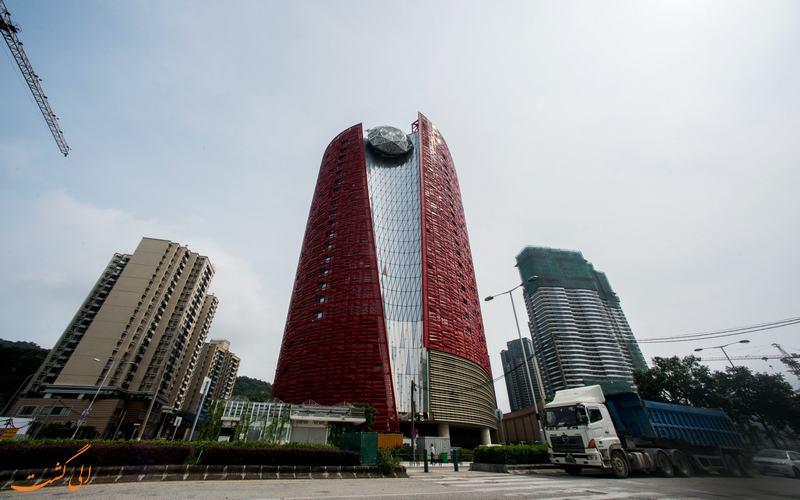 لاکچری ترین هتل جهان