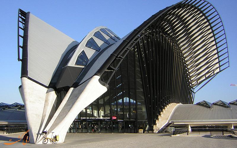 فرودگاه لیون