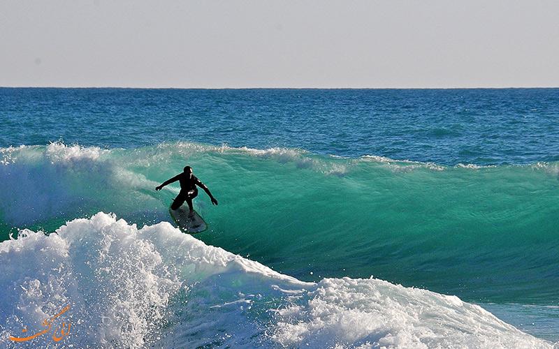 موج سواری در ترکیه