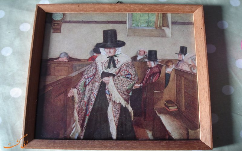 نقاشی شیطان از ووسپر
