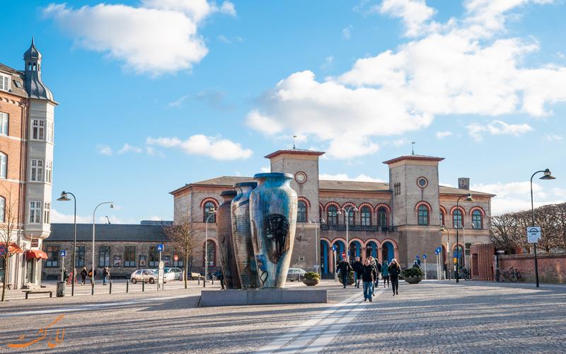 شهر راسکیله دانمارک
