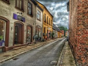 شهر راسکیله در دانمارک