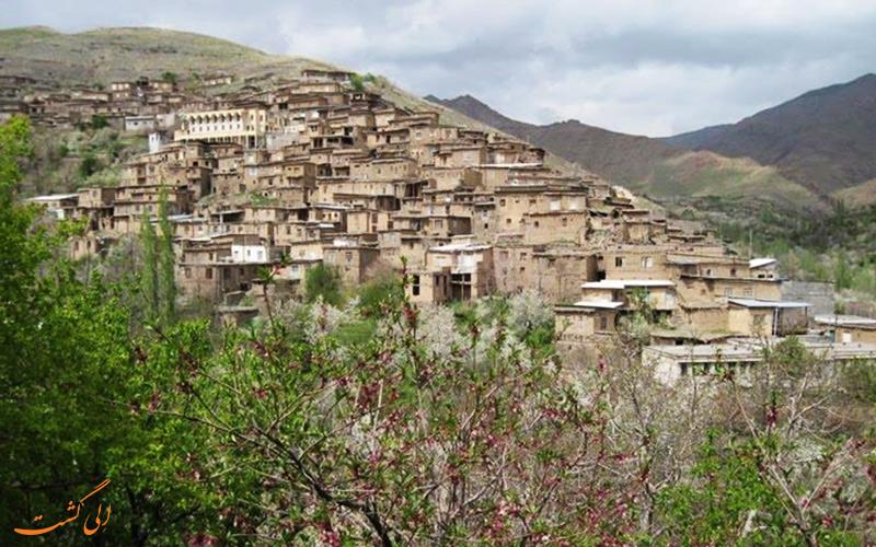 روستای دیزباد نیشابور