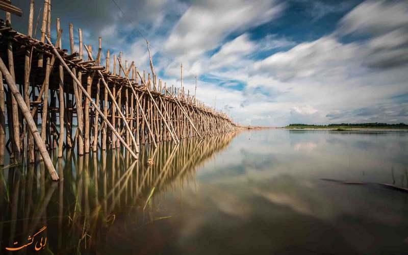 پل بامبوی کامپونگ
