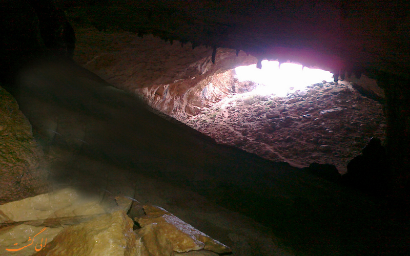 غار گبر فارس