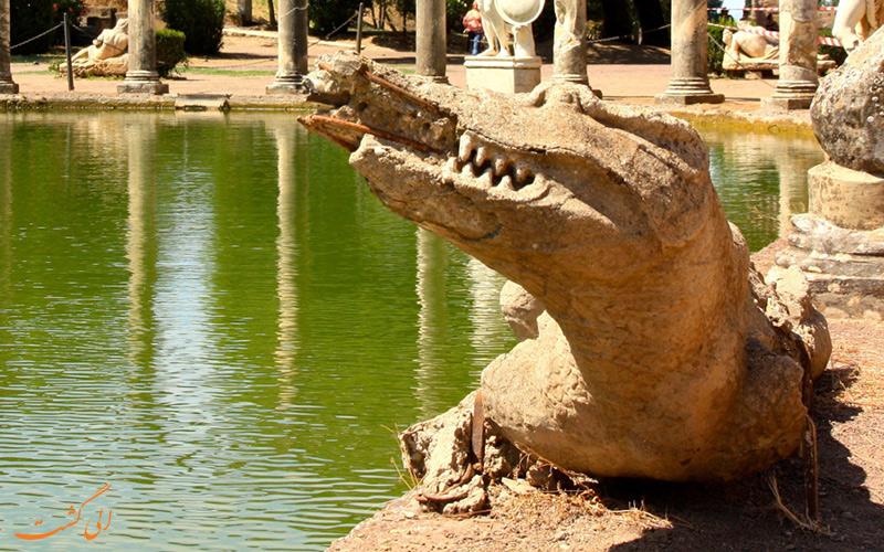 نمایش 7 مجسمه باستانی در رم
