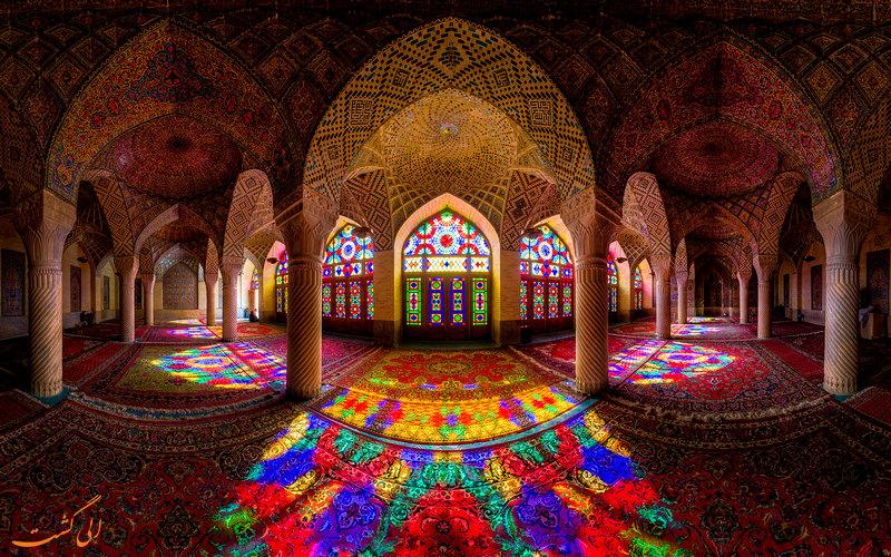 مساجد تاریخی شیراز