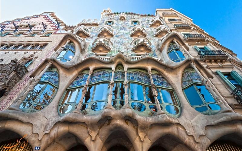 خانه استخوانی بارسلونا