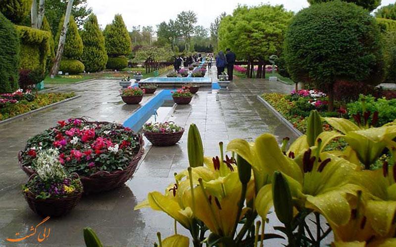 باغ گلستان