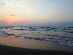 تمیز ترین ساحل شمال - الی گشت