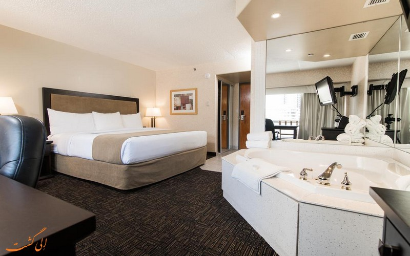هتل پارک تون ساسکاتون کانادا