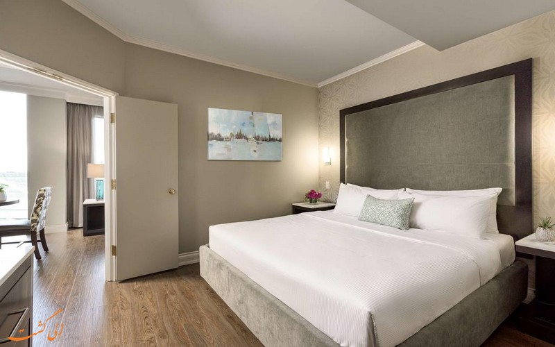 هتل 4 ستاره گئورجین کورت