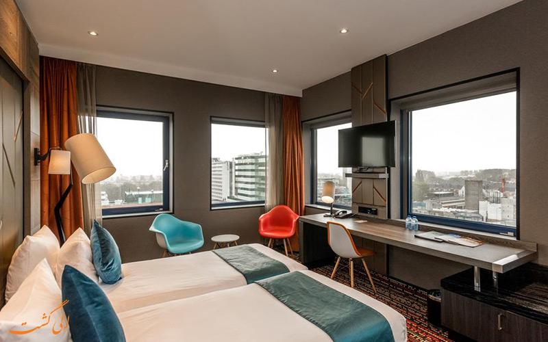 موقعیت بست وسترن هتل کوتور آمستردام