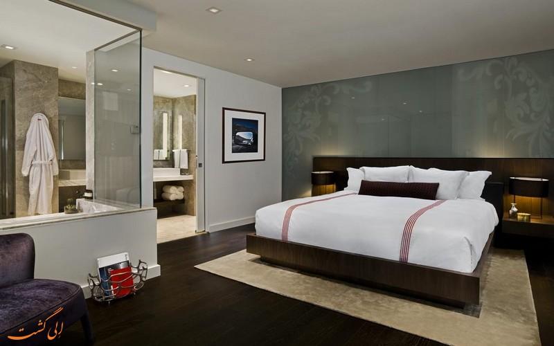 هتل 5 ستاره تامپسون