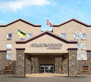 هتل فور پوینتز در ساسکاتون